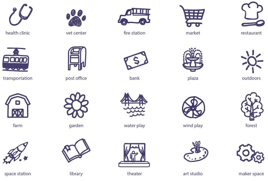 Children's Museum Graphic Design