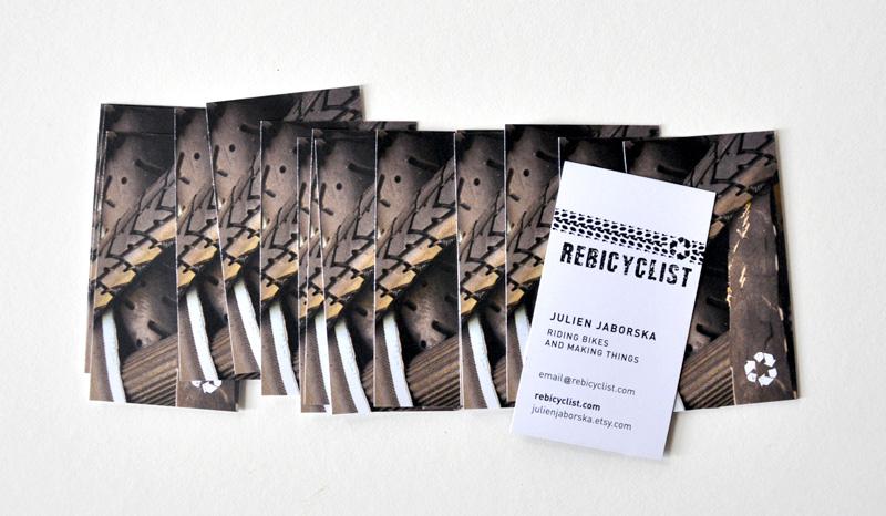 Rebicyclist graphic design